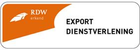 export dienstverlening